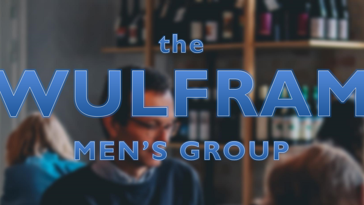 The Wulfram Men's Group
