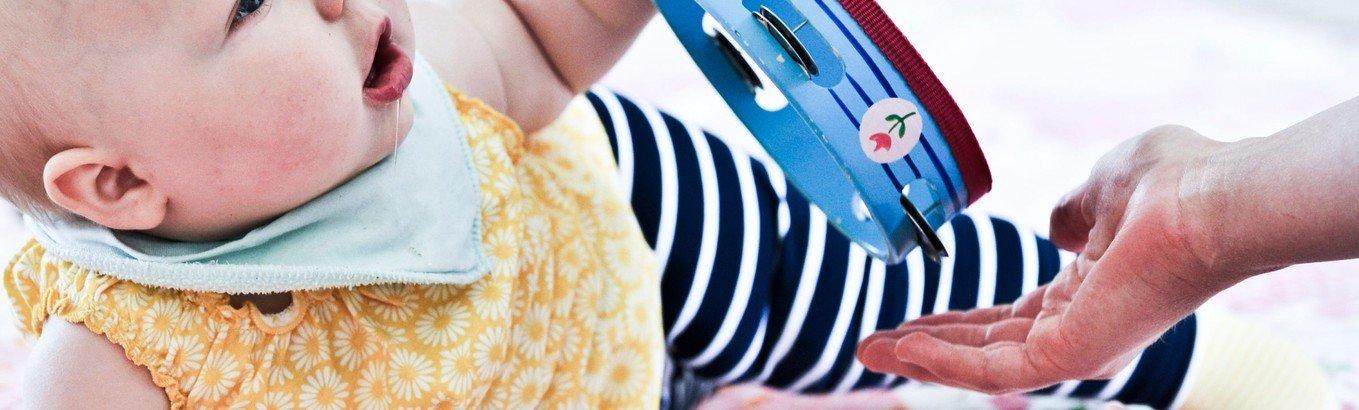 Babysalmesang 6-12 måneder - Karlslunde