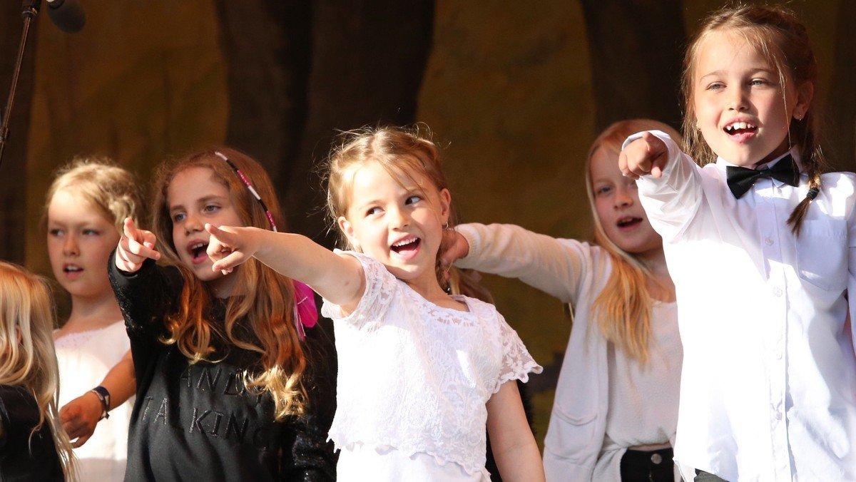 Børnekor - Karlslunde Vinterferie