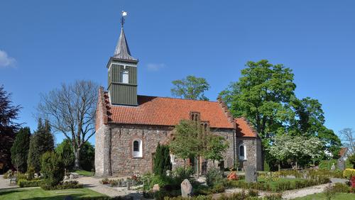 Kirkebesøg; Nødebo kirke