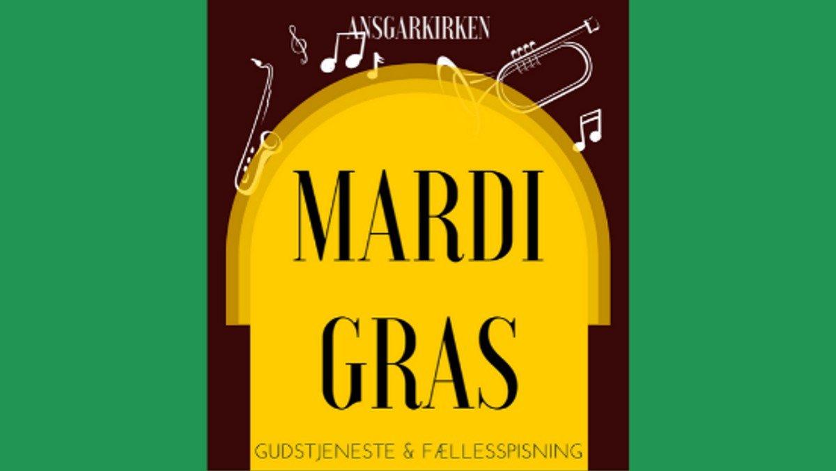 Mardi Gras gudstjeneste