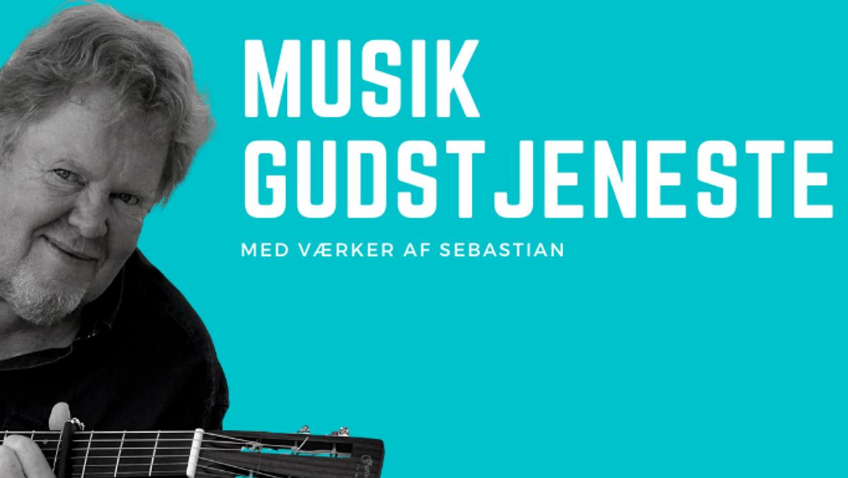 Sebastian - Musikgudstjeneste