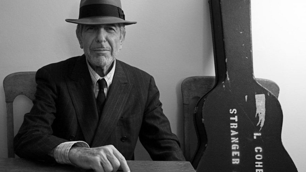 Leonard Cohen - Musikgudstjeneste