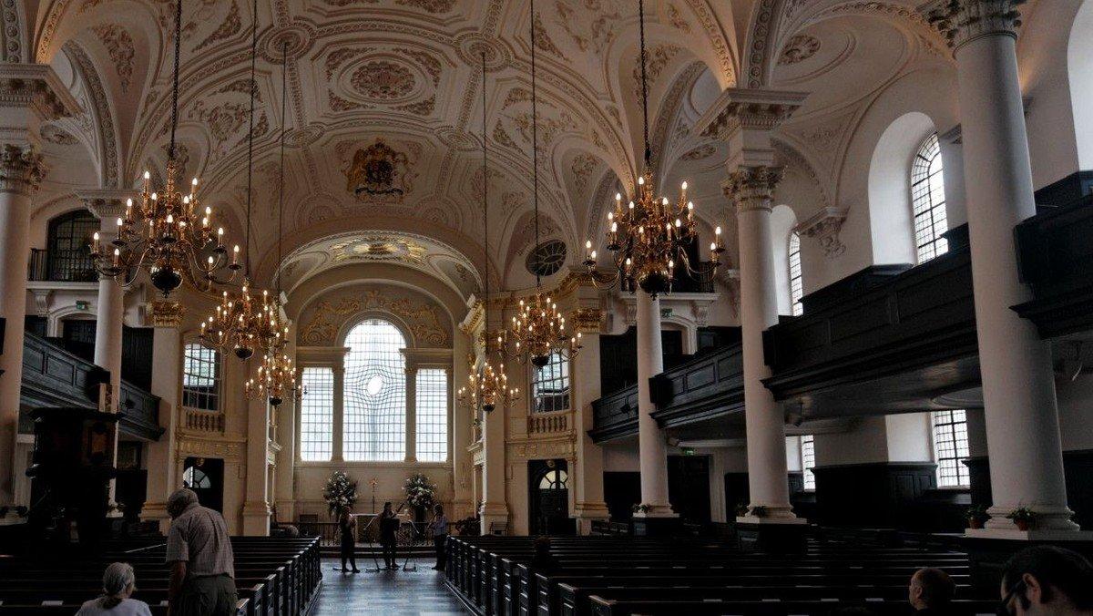 """FÄLLT LEIDER AUS! Studienreise 2020 """"Kirche in London"""""""