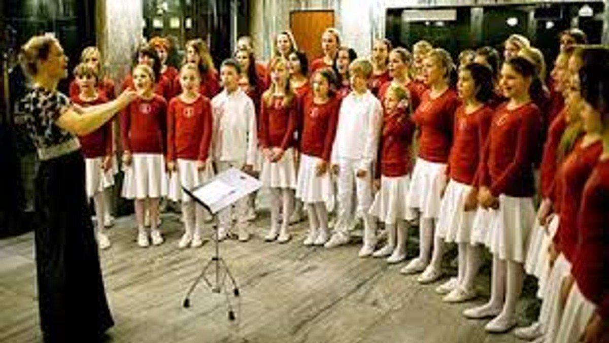 Julekoncert med Musikkonservatoriets børnekor