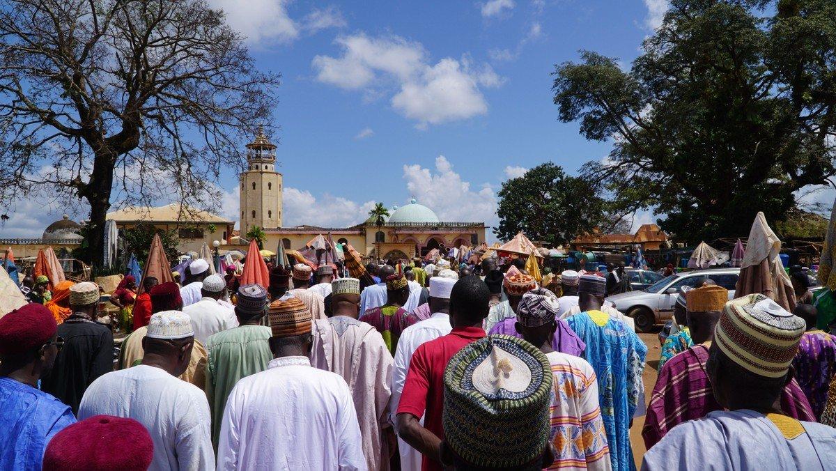 Bilder und Geschichten aus Kamerun