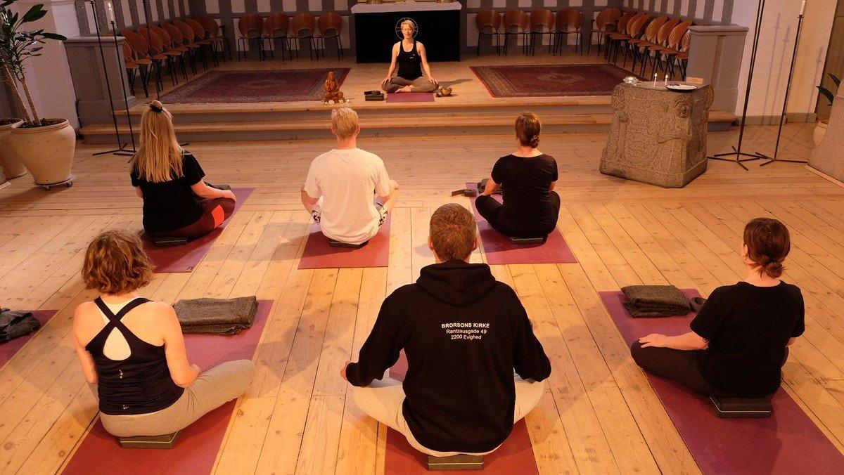 KirkeYoga & meditation