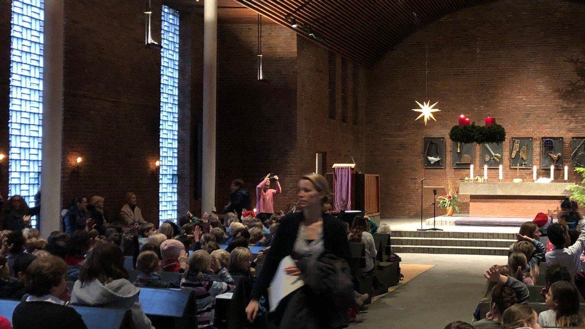 Gottesdienst am 4. Advent mit Prädikant Detlev Siebold und Kantor Jonas Kannenberg