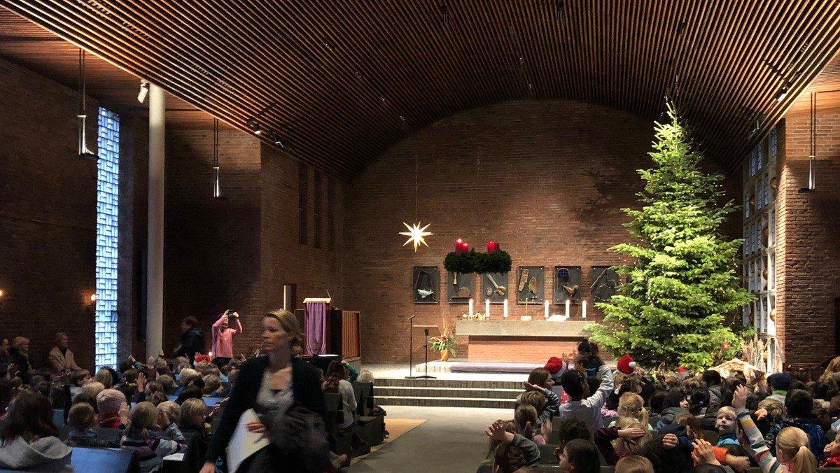 Weihnachten mit den Kleinsten, mit Diakon Uwe Loose