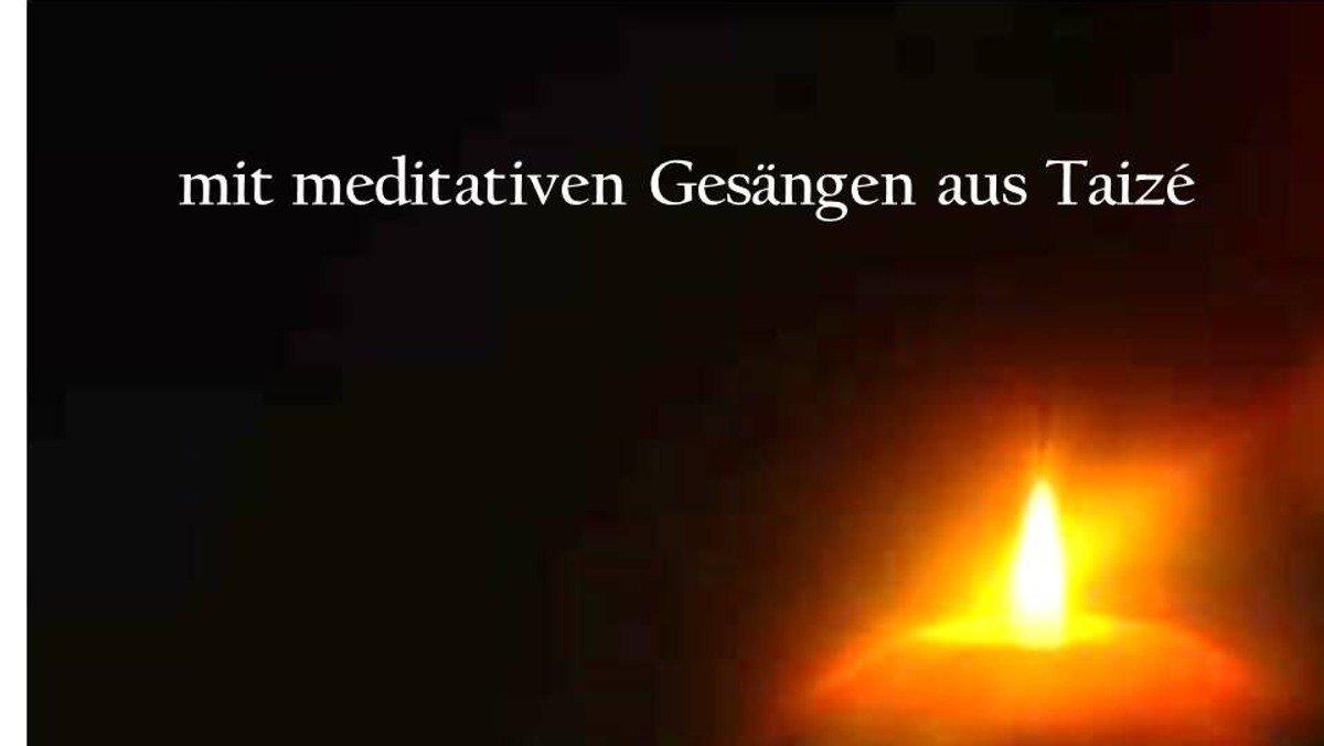 Taize Ökumenisches Friedensgebet
