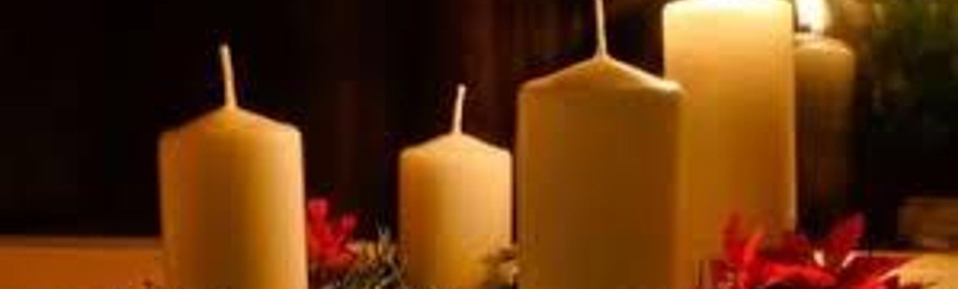 Gudstjeneste 1. søndag i advent ved Peter Krabbe-Larsen