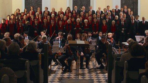 Sprengel-Festgottesdienst mit Kantatenchor