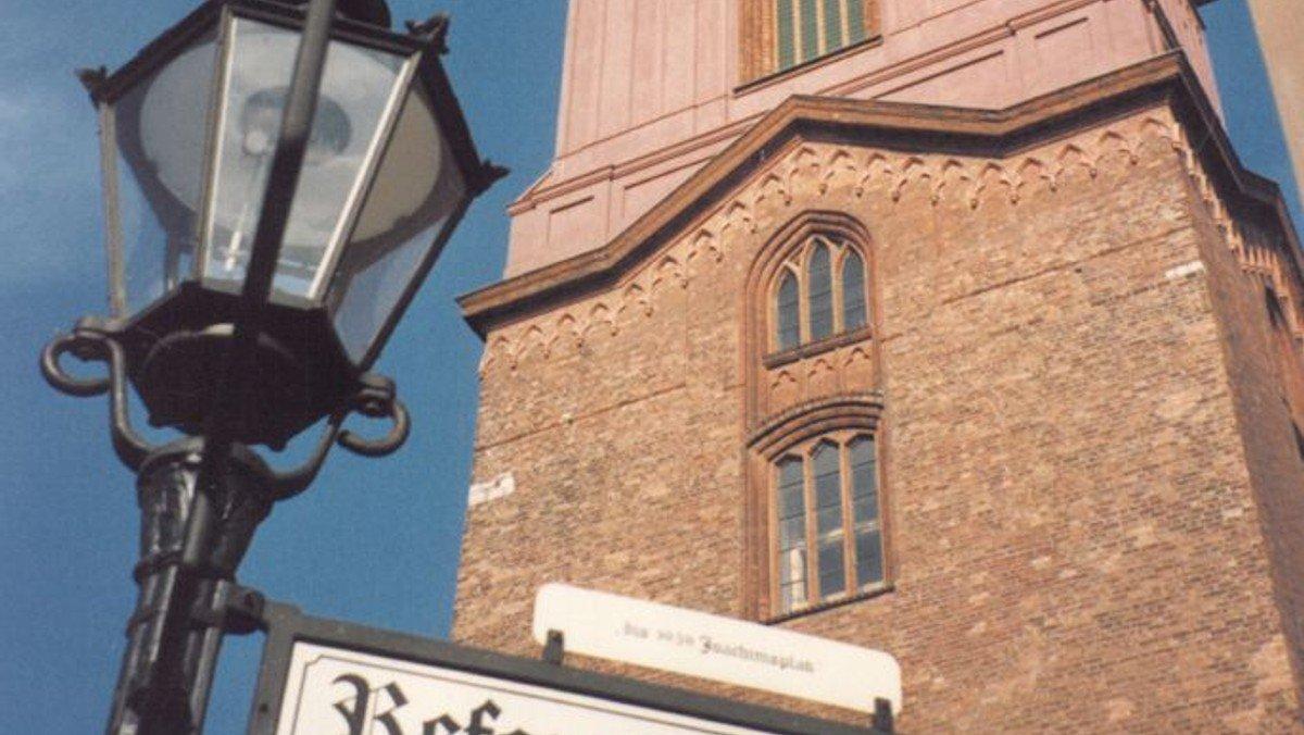 Reformationstag für Grundschulkinder in der St. Nikolai Kirche
