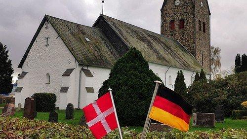 Bov Kirke, Dansk-Tysk Festgudstjeneste