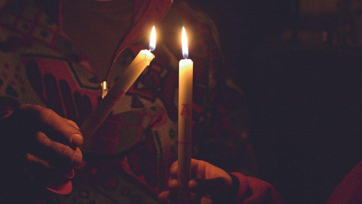 Osternacht in der Jakobikirche - ein Video