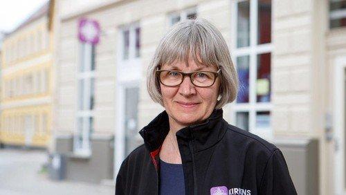 Kom med korshærs- og arresthuspræst Lena Bentsen på arbejde