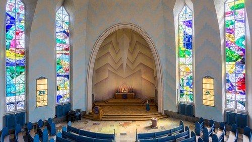 Jubiläumstag: Die Kreuzkirche wird 90 Jahre alt