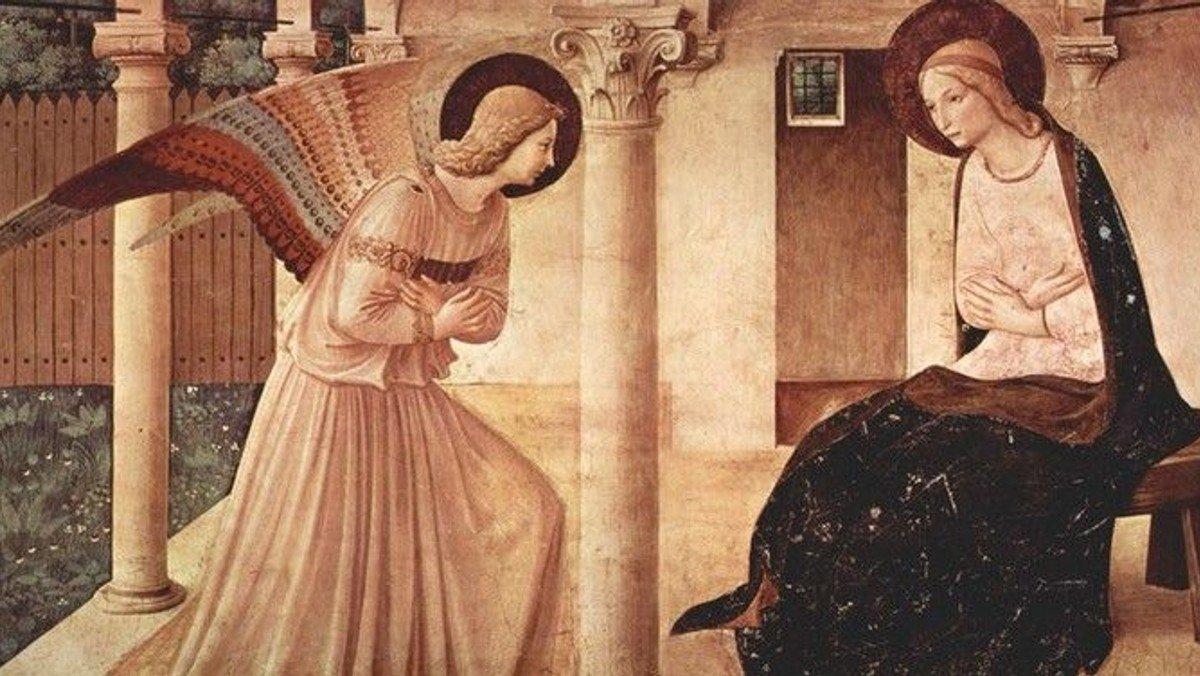 Gudstjeneste - Mariæ Bebudelsesdag