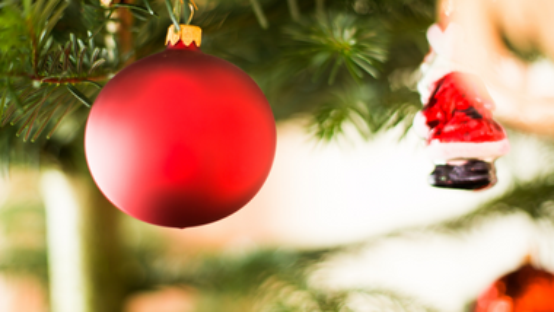 Julegudstjeneste på Sølundplejecenter
