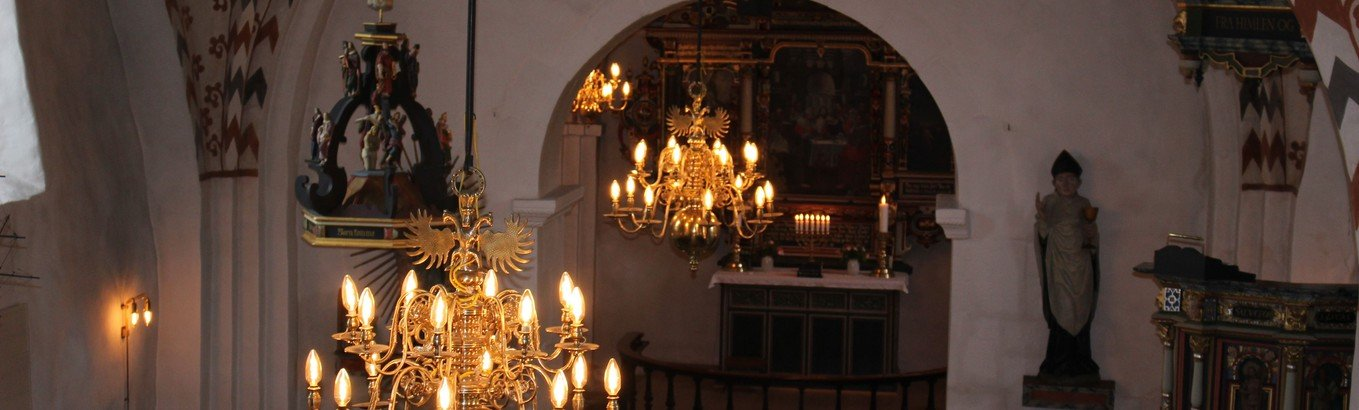Juleandagt Janderup kirke