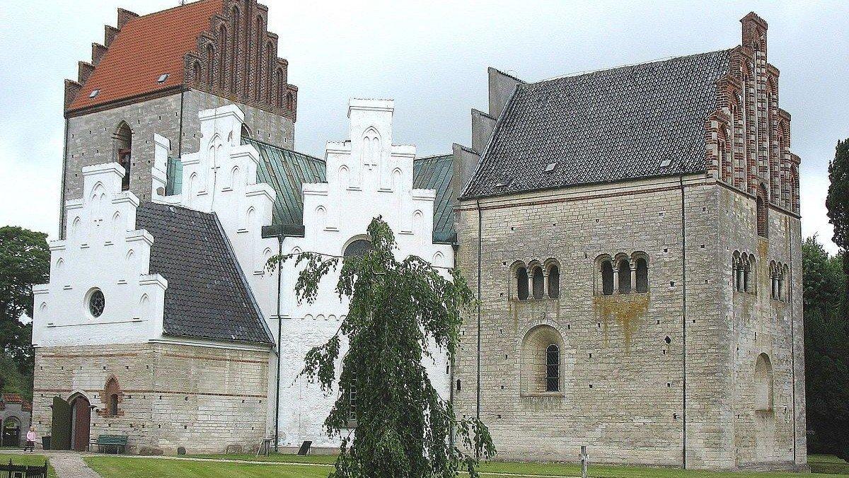 AFLYST Sogneeftermiddag med udflugt til Sankt Katharina Kirke i St. Heddinge og Stevns Klint