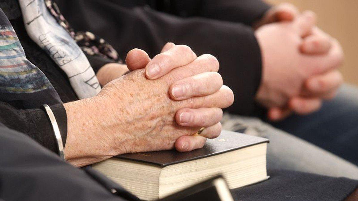 Gudstjeneste for ældre - Astershjemmet