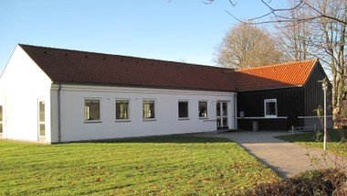 Menighedsrådsmøde i Sognehuset - Det nuværende menighedsråd