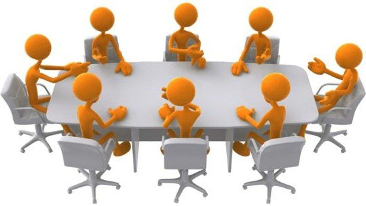 Menighedrådsmøde i Tjæreby