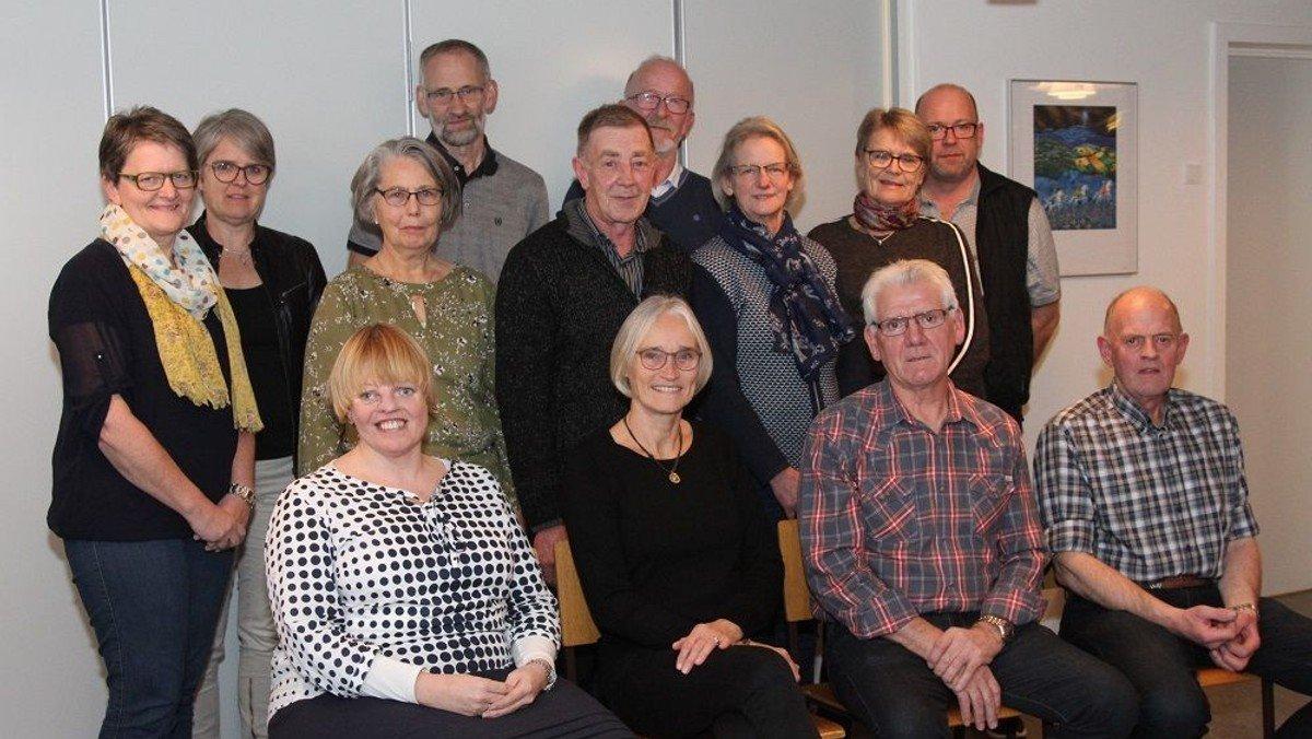 AFLYST - Menighedrådsmøde