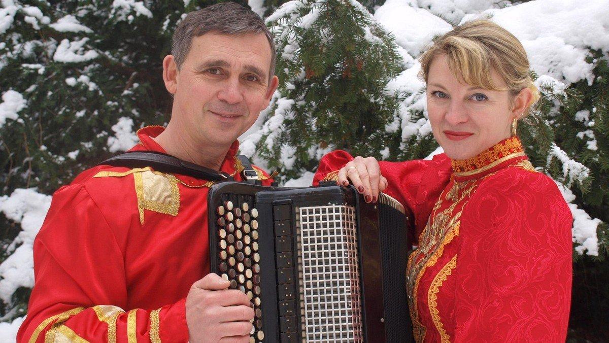 Russische Lieder zum russischen Neujahrsfest