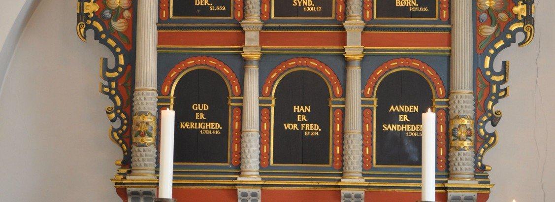 Kyndelmissegudstjeneste St. Tårnby Kirke