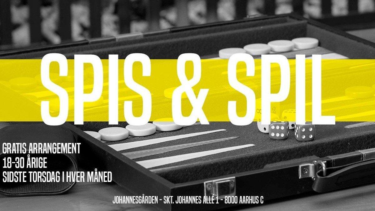 Spis & Spil