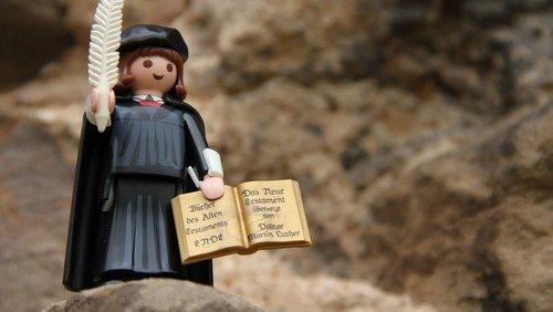 Reformationstag für Kinder in St. Nikolai