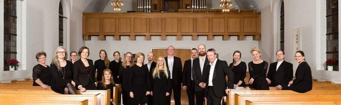 F- nøglen:  Vox Absona - Den Danske Sang