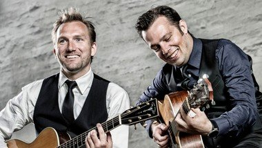 Koncert ved MARK & CHRISTOFFER