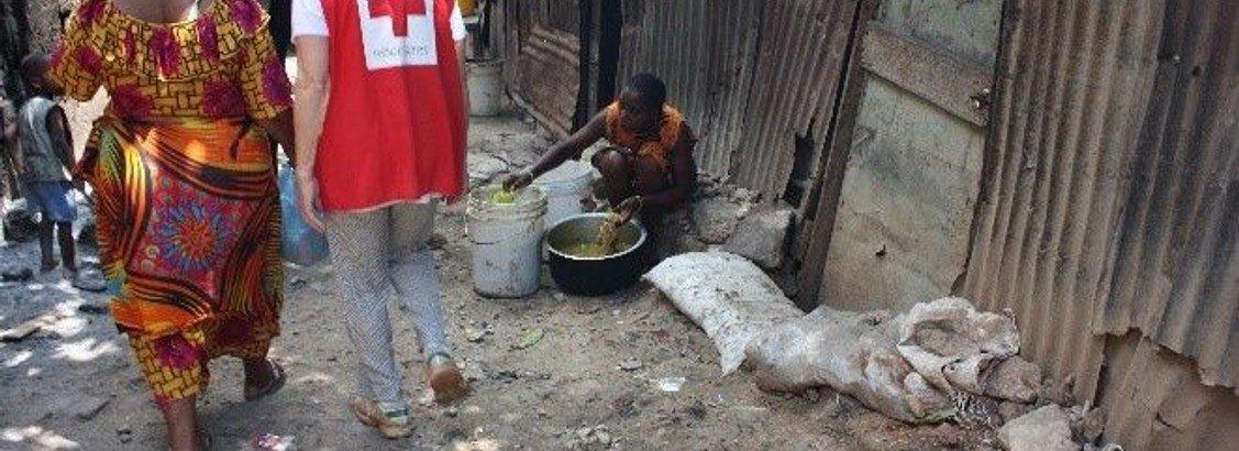 Frokost og foredrag: Slum, sammenhold og sæbe