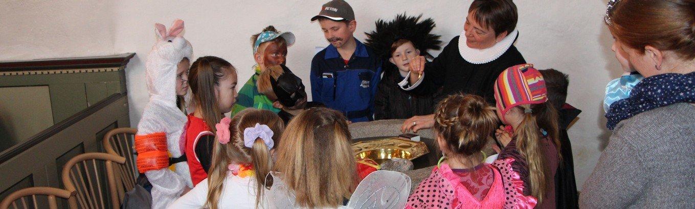 Børnegudstjeneste i Bejstrup Kirke