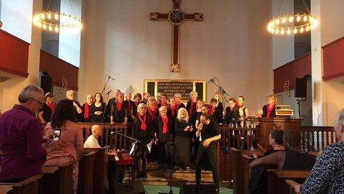 Aflyst - Gospelgudstjeneste med AllSaints