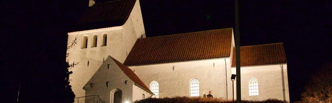 AFLYST - Natkirke med drop-in-dåb i Sdr. Asmindrup Kirke v. sognets præster