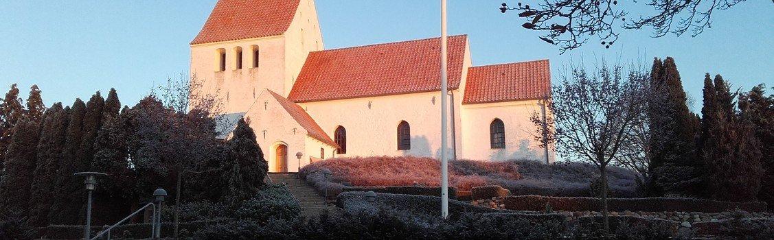 Natkirke med drop-in-dåb i Sdr. Asmindrup Kirke v. sognets præster