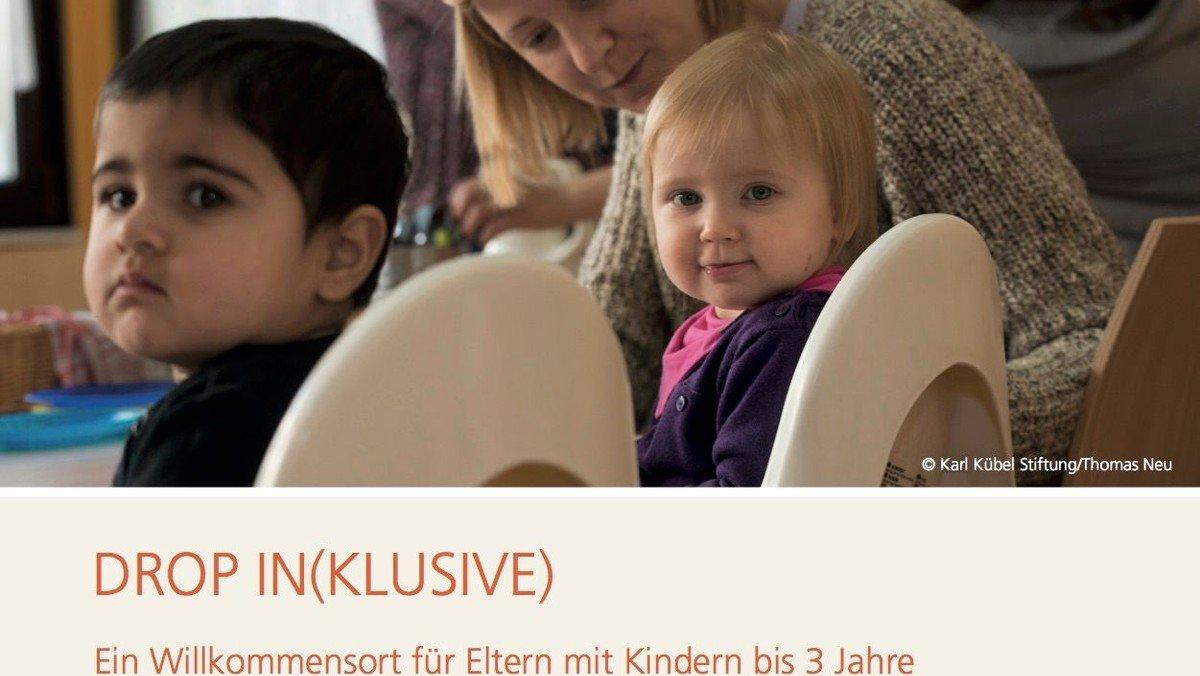 DROP IN(KLUSIVE) Offener Treff für Eltern mit Kindern von 0-3   FINDET ZUR ZEIT NICHT STATT
