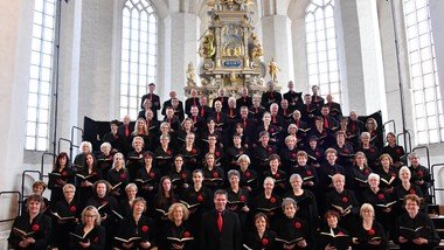 Probe Ökumenischer Oratorienchor (ÖOC)