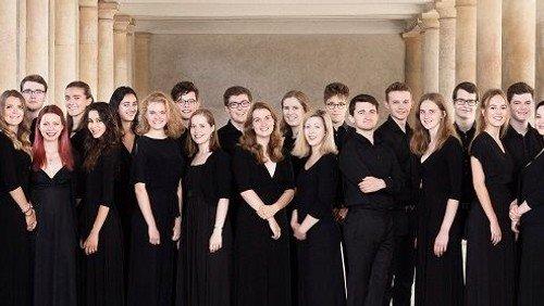 Chor-Festtage zum 500. Noon Song: NoonSong mit dem Choir of Trinity College, Cambridge