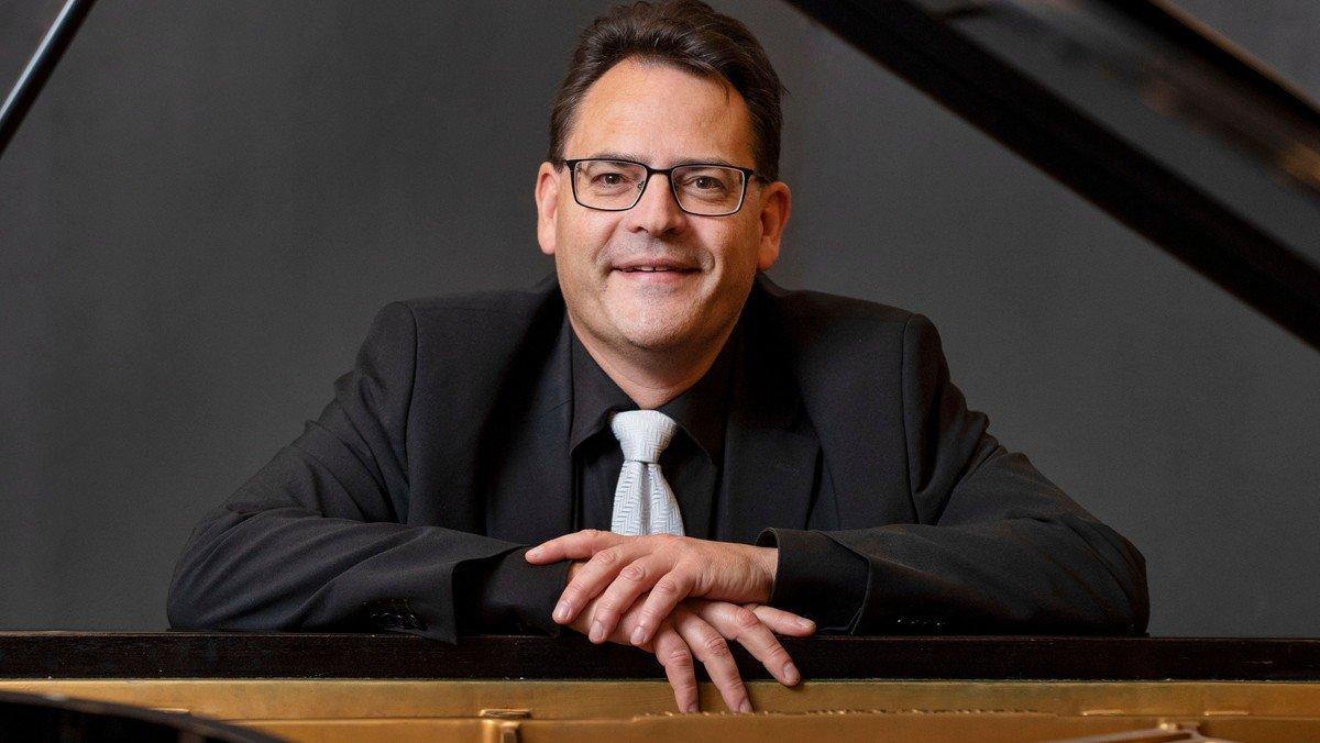 Klaveraften med Claus Zielke