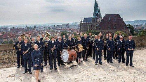 abgesagt - Benefizkonzert des Polizeimusikcorps Thüringen