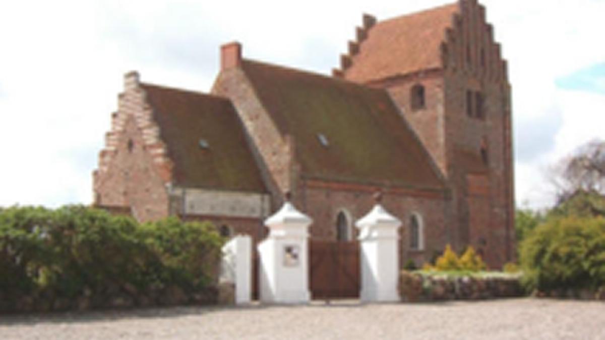 Konfirmation i Keldby Kirke ved Pia Hjort Nielsen