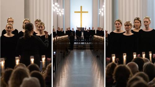 Aflyst pga. covid-19 Julekoncert med EVE