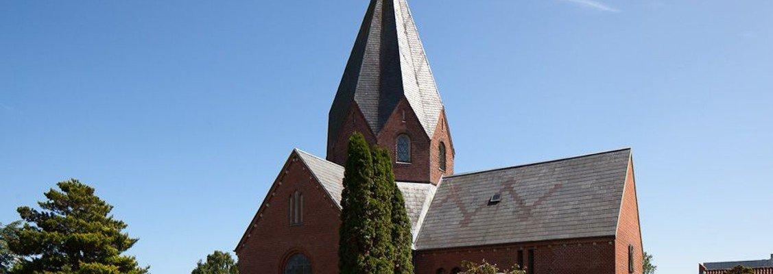 Gudstjeneste i Hadsund kirke - efterfølgende kirkefrokost