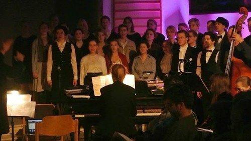 Online-Chorprobe ELLINGTON ∙ DasHochmeisterProjekt
