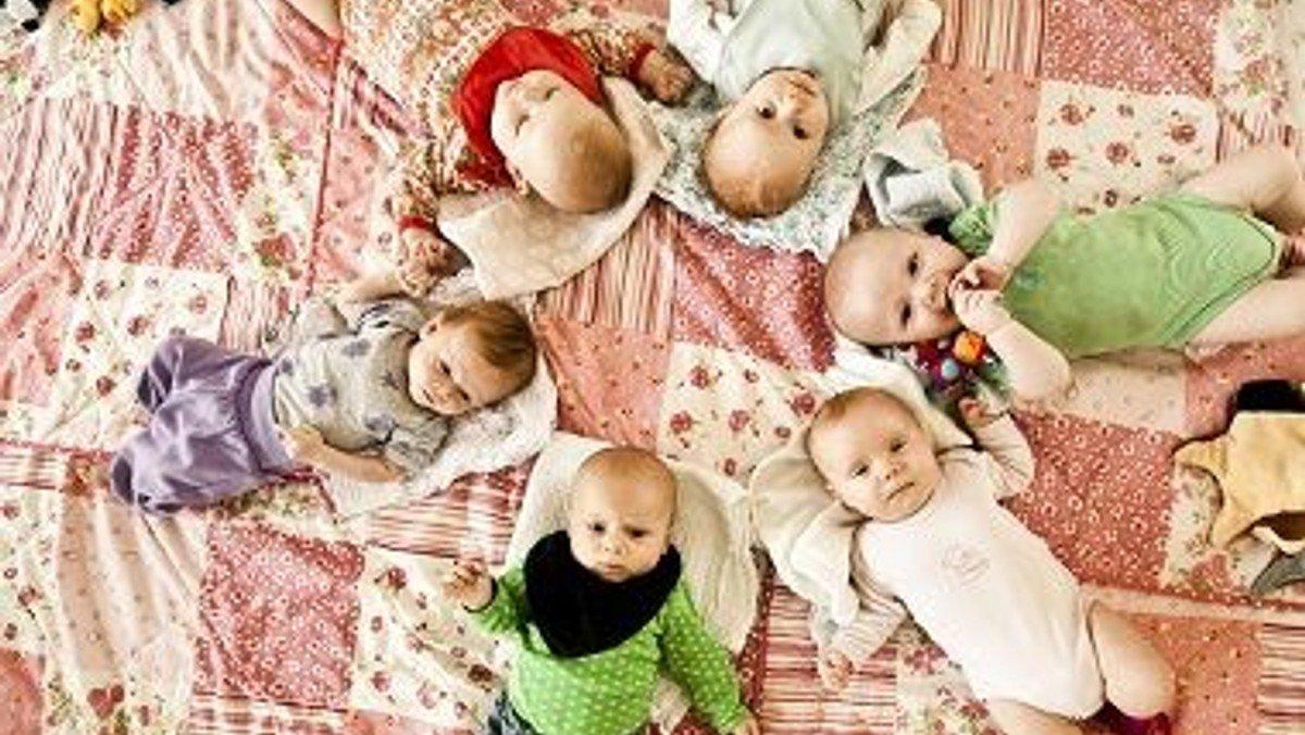 Babysalmesang hold 2